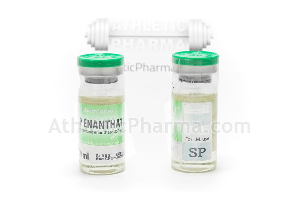 Тестостерон энантат - длинный эфир